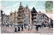 Anvers. La Grand'Place